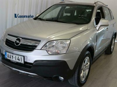 käytetty Opel Antara 5-ov Enjoy 2,0 CDTI 110kW/150hv MT5 AWD *SUOMI-AUTO, NELIVETO*