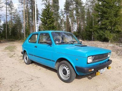 käytetty Fiat 127 Museorekisteröity