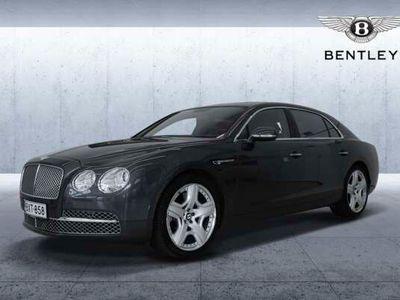 käytetty Bentley Flying Spur Flying SpurW12 Sedan (AA) 4ov 5998cm3 A 2-vuoden tehtaan jatkotakuulla