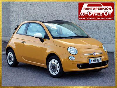 käytetty Fiat 500C Color Therapy 1,2 8v 69hv S&S