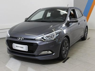 käytetty Hyundai i20 5D 1,0 T-GDI ISG fresh