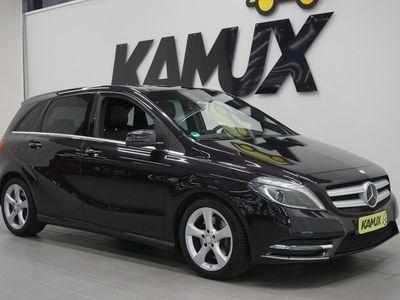 käytetty Mercedes B220 CDI BE A / Panorama / Adapt vakkari / Navi / Nahat / Hyvät varusteet! /