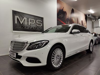käytetty Mercedes C250 BlueTec 4Matic T A Luxury, Keyless, Vetokoukku, yms. *vaihto/rahoitus*