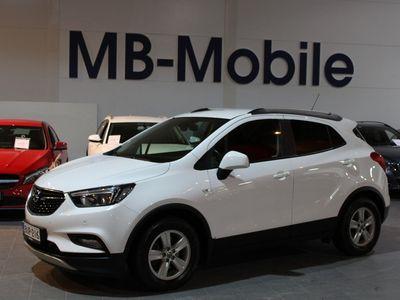 käytetty Opel Mokka X Enjoy 1,4 Turbo 103kW MT6 / Vetokoukku / Moottorilämmitin ja sisäpistoke /