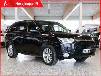 käytetty Mitsubishi Outlander P-HEV OutlanderHYBRIDI NAVI 4x4 1998cm3 *** J. kotiintoimitus