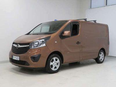 käytetty Opel Vivaro Van Edition L1H1 1,6 CDTI Bi Turbo ecoFLEX 88kW MT6