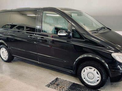 käytetty Mercedes Viano CDI 2,0 keskipitkä A2 Aut
