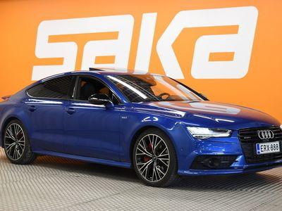 käytetty Audi A7 3,0 V6 Biturbo TDI 240 kW quattro tiptronic Competition S-Line /
