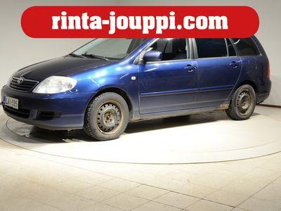 käytetty Toyota Corolla 1,6 VVT-i Linea Terra AC Wagon - Vetokoukku, ISOFIX, moottorinlämmitin!