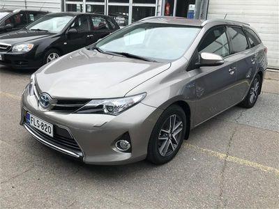 käytetty Toyota Auris Touring Sports 1,8 Hybrid Active Edition