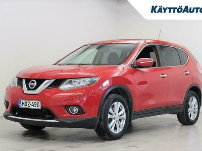 käytetty Nissan X-Trail DCI 130 ACENTA 4WD 6MT VISION PACK