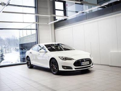 käytetty Tesla Model S Motors