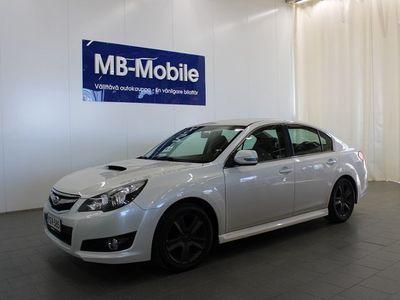 käytetty Subaru Legacy 2,0 TD S UA 4WD 6MT 150hv **Xenon**Vetokoukku**