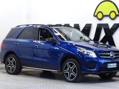 käytetty Mercedes GLE500 e 4Matic AMG-Styling / Suomi-auto / Vetokoukku / Harman kardon /