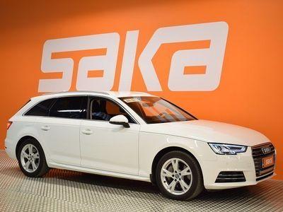 käytetty Audi A4 Avant Business Sport 2,0 TDI 140 kW quattro S tronic ** TULOSSA ** Vakionopeudensäädin / Peruutuskam