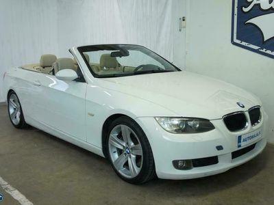 käytetty BMW 335 Cabriolet * Korko 2,99% *