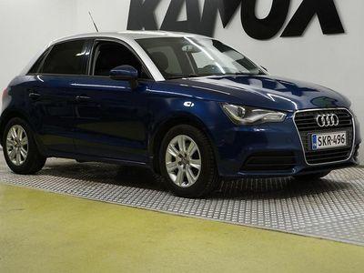 käytetty Audi A1 Attraction 1,4 TFSI S tronic Start-Stop / SUOMI-AUTO / SPORTTINEN / XENONIT /