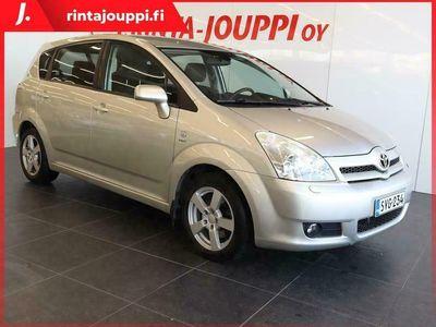 käytetty Toyota Corolla Verso 1,8 VVT-i Linea Sol