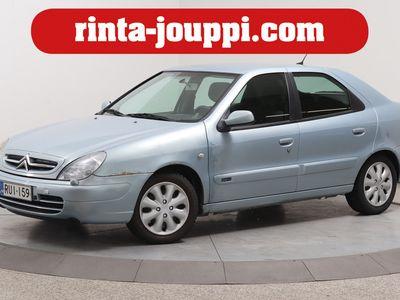 käytetty Citroën Xsara 1,6i 16v SX - Katsastus voimassa 28.10.2020 asti!