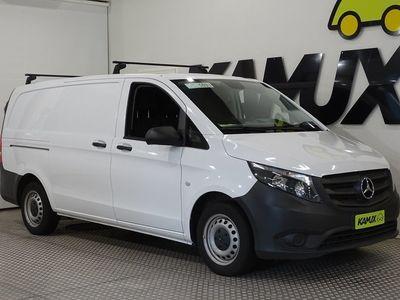 käytetty Mercedes Vito 111CDI keskipitkä A2 / Tulossa myyntiin / Alv / Webasto / Koukku /