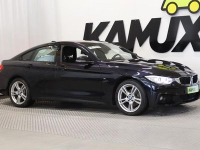 käytetty BMW 420 Gran Coupé F36 420d A xDrive M-SPORT **XENON, SPORT VAIHTEISTO**