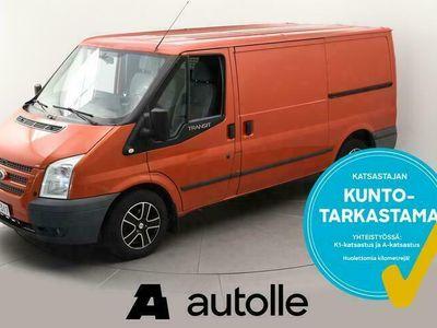 käytetty Ford Transit *KÄYTÄNNÖLLINEN*2.2TDCi 300M 2.2TDCi Trend X 92kW Man. Tarkastettuna, Rahoituksella, Kotiin toimitettuna!