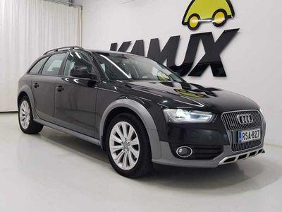 käytetty Audi A4 Allroad Land of quattro Edition 2,0 TDI 110 kW quattro