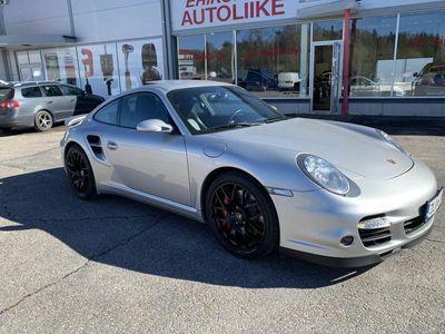 käytetty Porsche 911 Turbo 911 Turbo TODELLA HIENOHUIPPUVARUSTEILLA