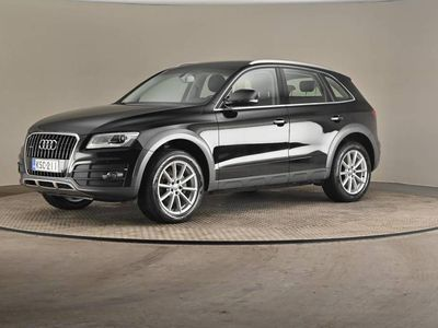 käytetty Audi Q5 Offroad Land of q Edt 2,0 TDI 140 Q A- Webasto-
