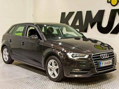 käytetty Audi A3 Sportback Business 1,4 TFSI 90 kW / Suomi-Auto / Lohkolämmitin / Seuraava katsastus 1/2023 / Näppärä pikkubensa!