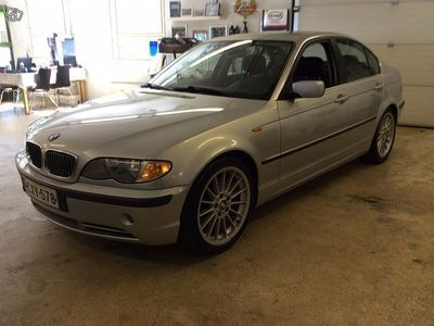 käytetty BMW 330 330 4D i SEDAN AUTOMATIC