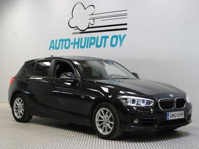 käytetty BMW 118 118 F20 d A Business Edition Sport *** Juuri tullut / Proffanavi / Webasto / Sporttipenkit ***
