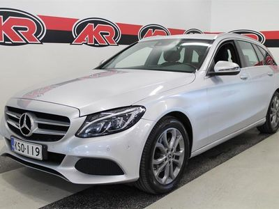 käytetty Mercedes C200 d T A Premium Pro