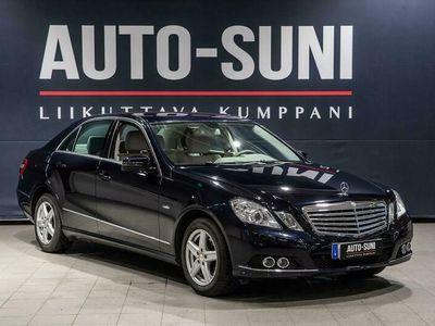 käytetty Mercedes E200 CGI Elegance BE A