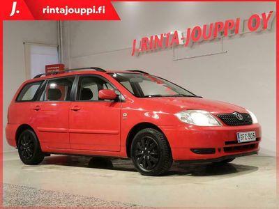 käytetty Toyota Corolla 1,4 VVT-i Linea Terra Wagon *1. omistajalta / 2 x hyvät renkaat / Säntillisesti huollettu / Lämmitin