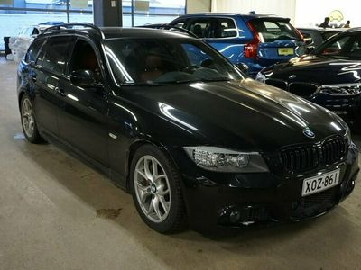 käytetty BMW 335 dA E91 Touring / M-Sport / Prof.Navi / Harman Kardon / Adapt.vakkari / Nahat / Facelift /
