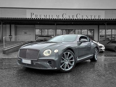 käytetty Bentley Continental GT V8, Bang&Olufsen, Touring-paketti, City-paketti, Pyörivä keskikonsoli, Upea yksilö