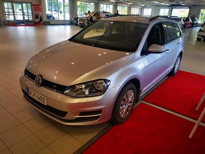 käytetty VW Golf Variant Trendline 1,2 TSI 63 kW (85 hv) BlueMotion Technology