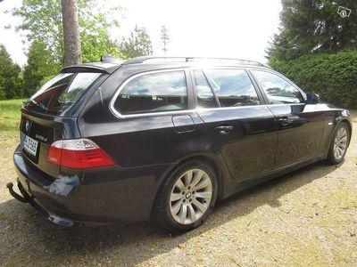 käytetty BMW 520 farmari diesel