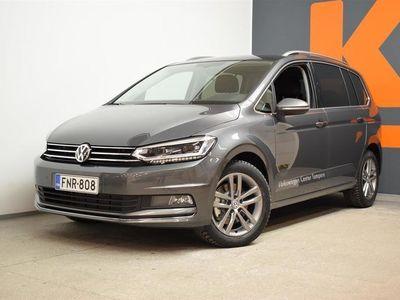 käytetty VW Touran Highline 1,5 TSI EVO 110 kW (150 hv) DSG-autom. *7-hlö*