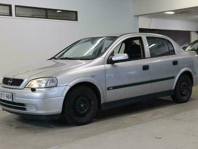 käytetty Opel Astra 6 16V Comfort 5d