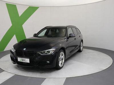 käytetty BMW 335 335 F31 dA xDrive M-Sport Panorama Touring *MOVEMBER KAMPPIX!* KORKO alk.0,99%!* POIKAMIEHEN UNELMAA*