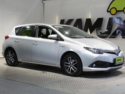 käytetty Toyota Auris 1,8 Hybrid Active / ALV-väh.kelp / Peruutuskamera / Kaistavahti