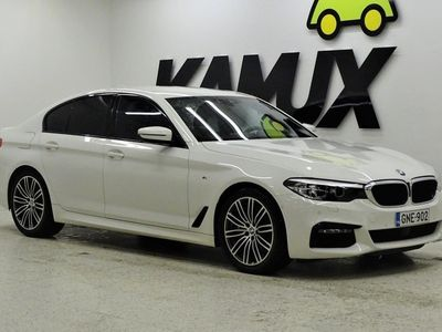 käytetty BMW 540 G30 Sedan 540d A xDrive M-SPORT Business Comfort ** Suomi Auto * Adapt. Vakkari * Display Avain * Webasto **