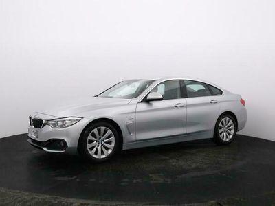 käytetty BMW 418 Gran Coupé F36 418d A Business Sport | - rahoitustarjous 2,9 % + kulut
