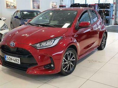 käytetty Toyota Yaris 1,5 Hybrid Style