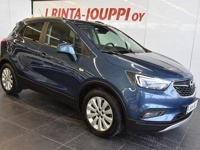 käytetty Opel Mokka
