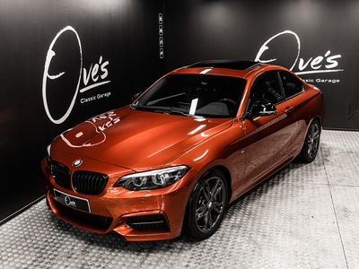käytetty BMW M240 2-sarjaA Xdrive Coupé