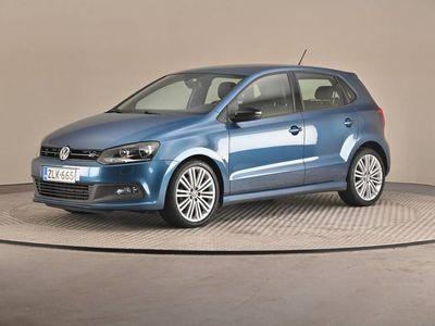 käytetty VW Polo BlueGT 1,4 TSI 110 ACT 5ov (MY17) -Webasto kaukosäädöllä-