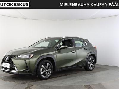 käytetty Lexus UX 250h Launch Edition - Korko 1,9% + kulut